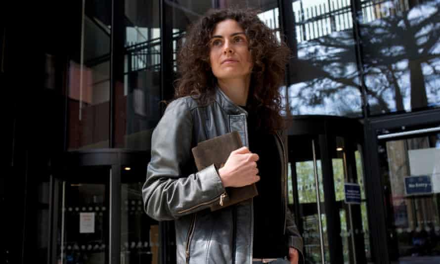 Chiara Marletto at Oxford science dept