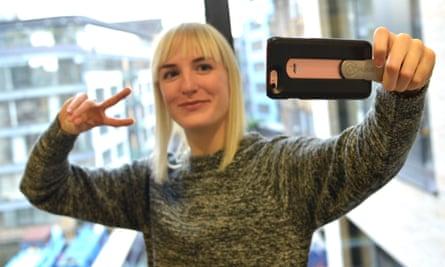 Popsicase selfie stick case review