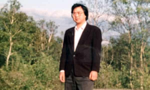 Gui Minhai in an undated picture.