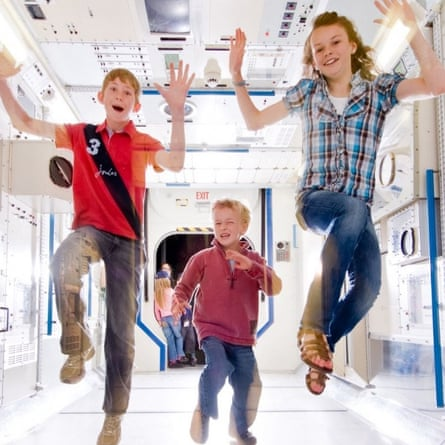 national space centre leicestershire PR pic