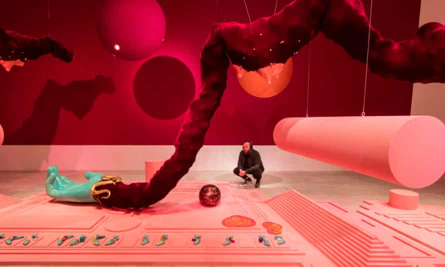 Tai Shani's science fiction installation for the Turner prize