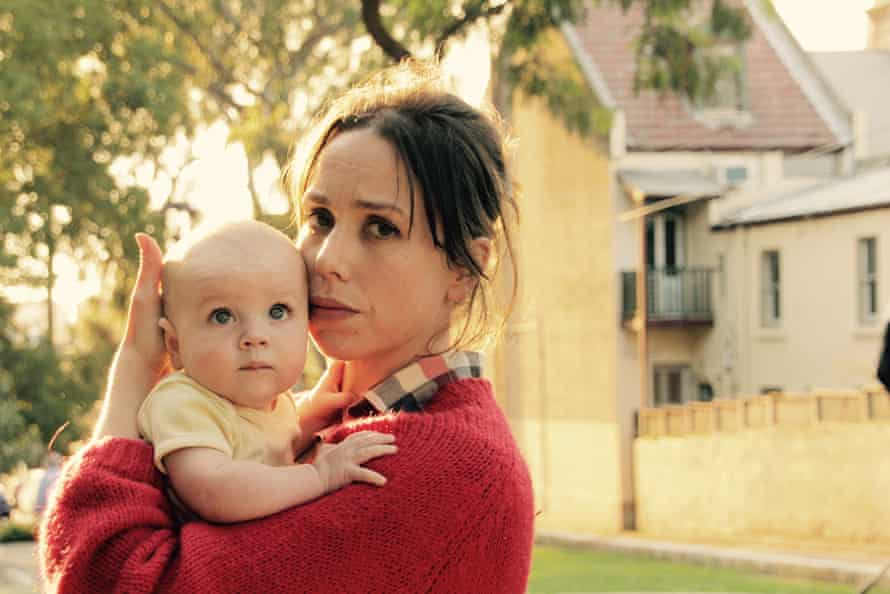 'Competitive parenting starts early in The Letdown': Alison Bell as Audrey