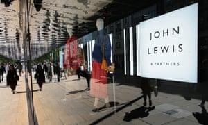 John Lewis store on Oxford Street, London