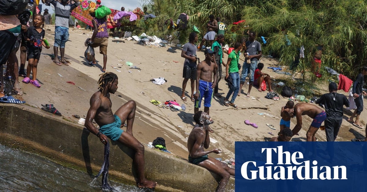 Haitian migrants intend to remain at Texas border despite plan to expel them