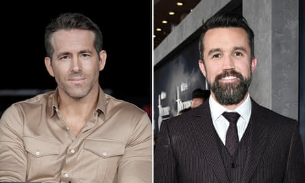 Ryan Reynolds and Rob McElhenney are attempting to invest in Wrexham, who sit in the fifth tier of English football.