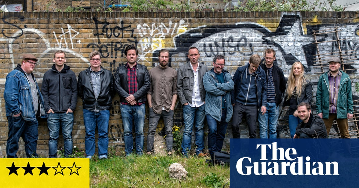 Paal Nilssen-Love Large Unit: Ana review – the free-jazz ensemble