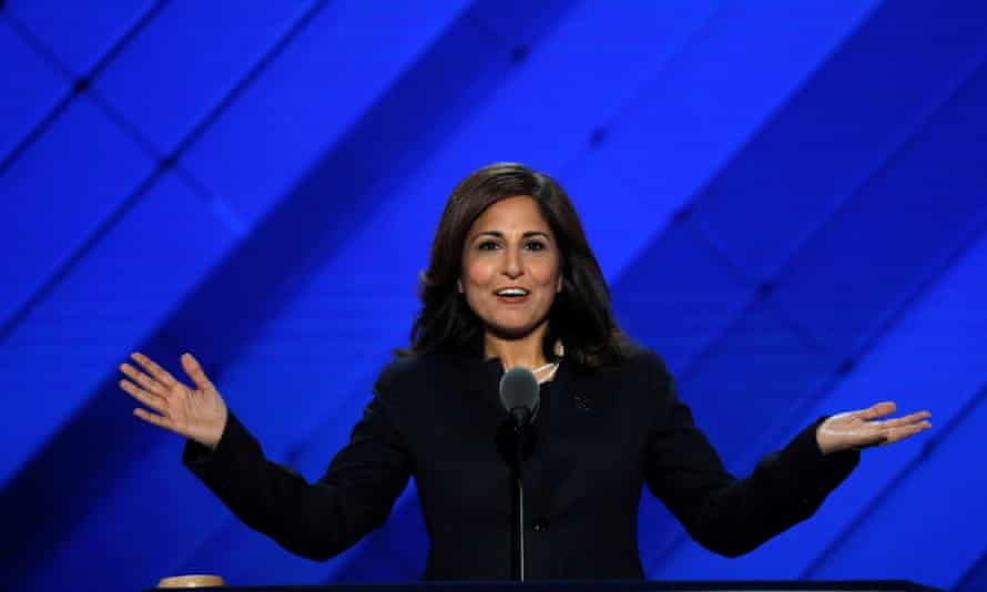 Neera Tanden is Joe Biden's nominee for director of the White House Office of Management and Budget.