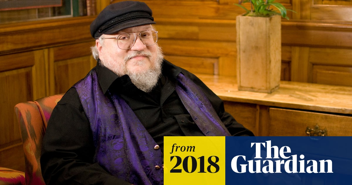 I've been struggling with it': George RR Martin on The Winds