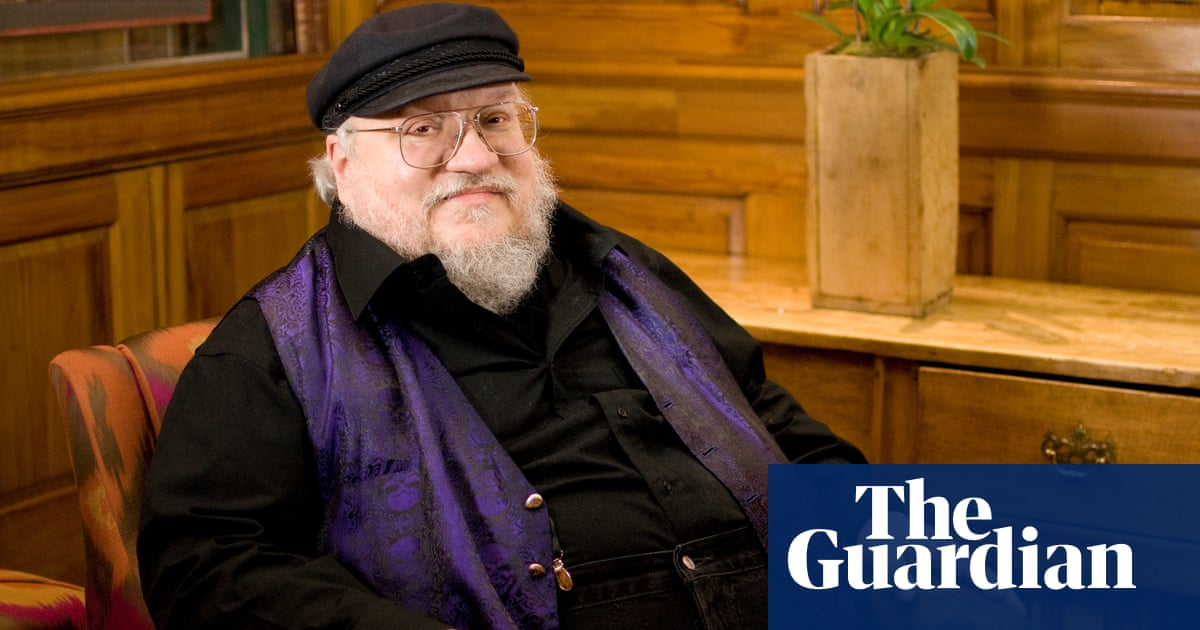 'I've been struggling with it': George RR Martin on The Winds of Winter