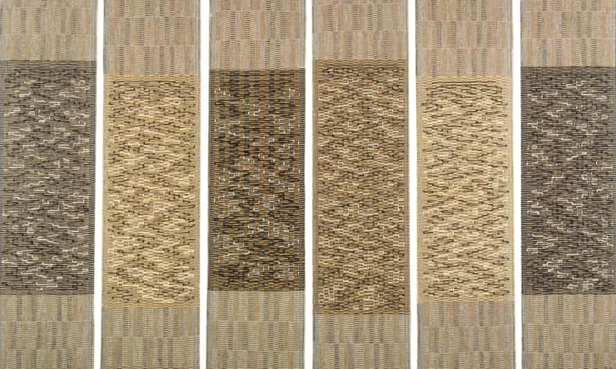 'Sombre and contemplative': Six Prayers by Anni Albers.