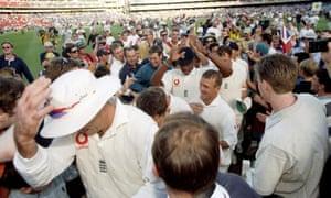 England players, 1998
