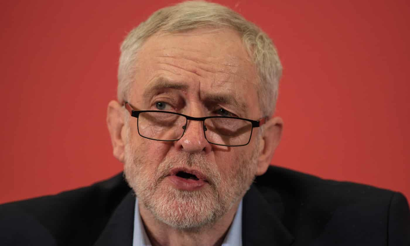 Jeremy Corbyn blames leadership contest for low poll ratings