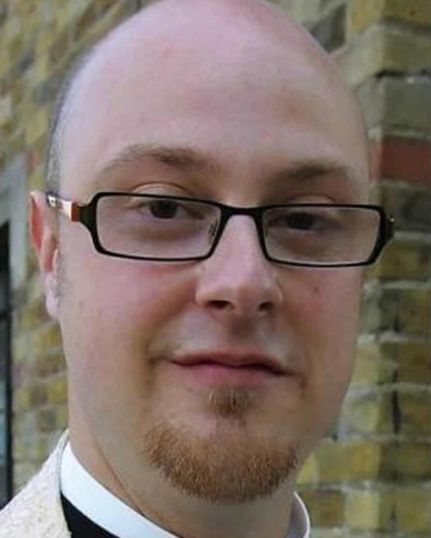 Reverend Gareth Jones.