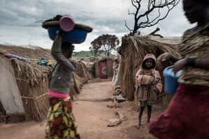 People living in Katanika have been denied assistance by administrative blockades and lack of funding