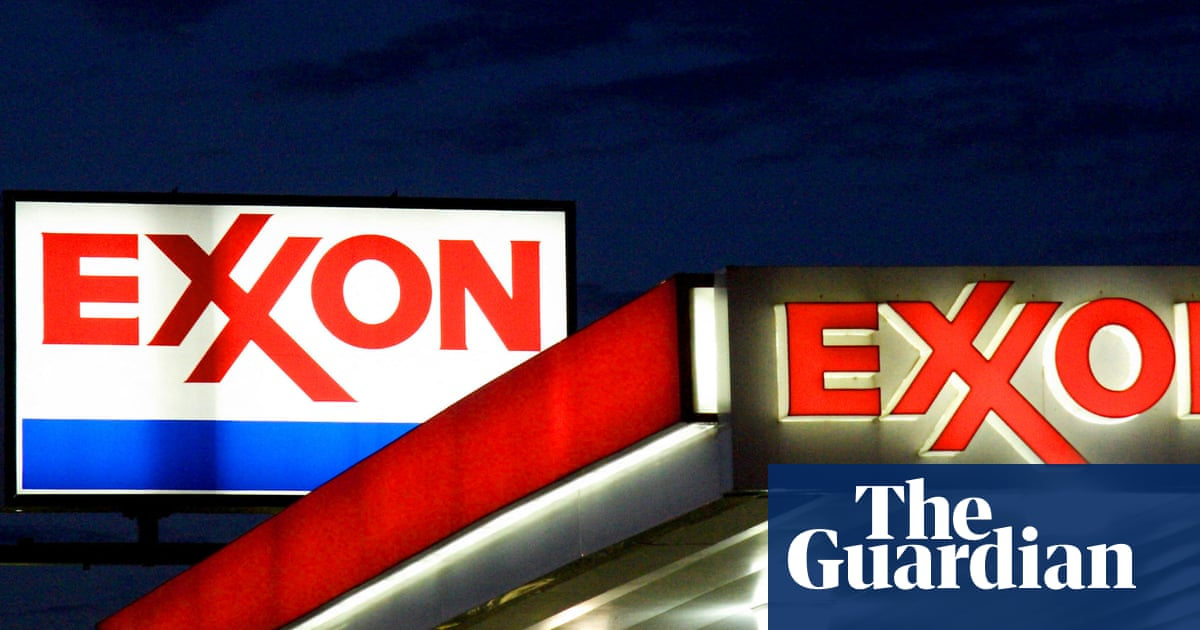 'This isn't ideological': reluctant activists behind Exxon coup