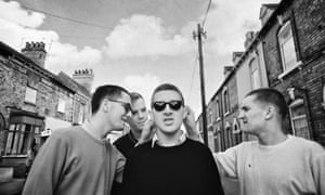 The Housemartins photographed in Hull, 1986.