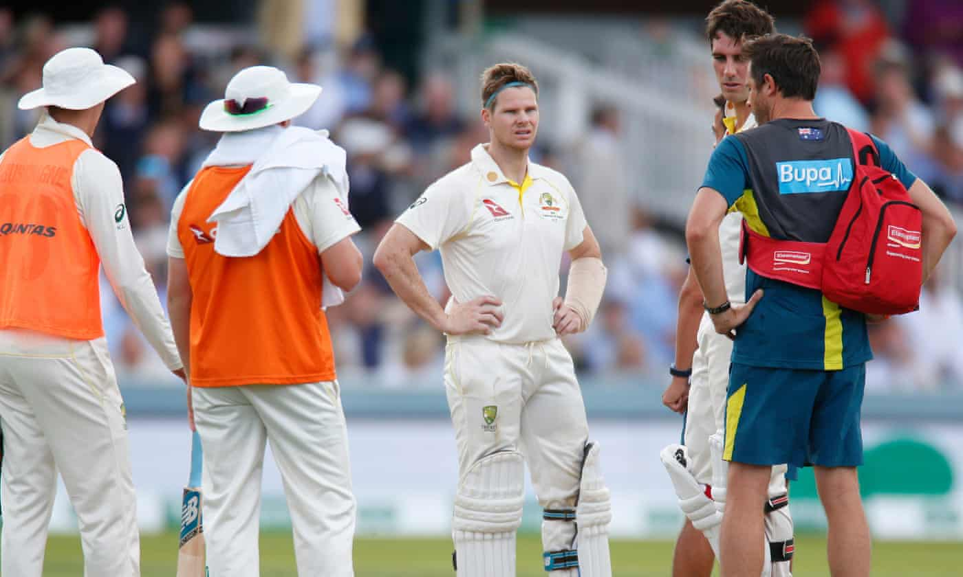 Steve Smith's fitness doubt and Jofra Archer's impact provide mood swing