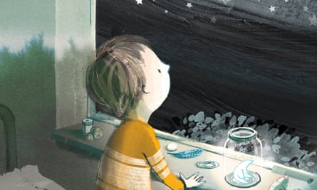 The Star in the Jar illustration by Sarah Massini