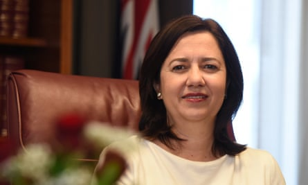The Queensland premier, Annastacia Palaszczuk, has struck a deal with the Katter's Australian party crossbenchers to pass her stricter lockout laws.
