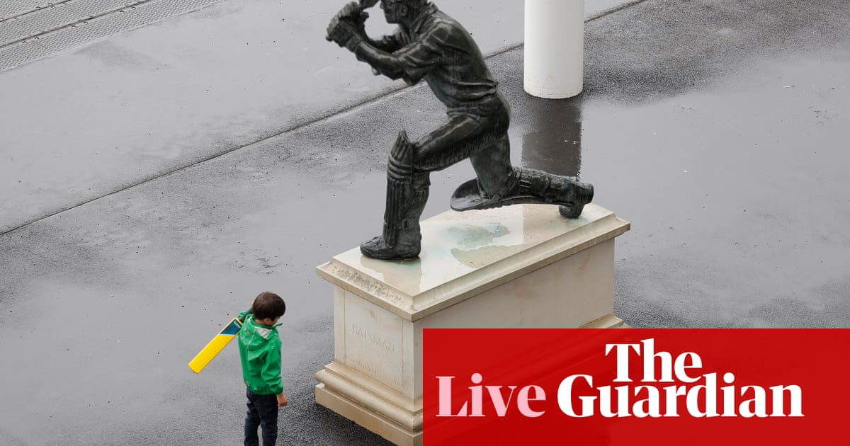 England v New Zealand: first Test, day four – live!