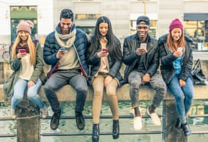 'To venture into any public square – bus, train, doctor's waiting room, even library – is to confront a vast majority of the human populace in thrall to devices they cannot ignore for more than a minute at a time.'