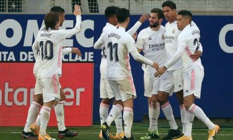 European roundup: Raphaël Varane double rescues Real Madrid