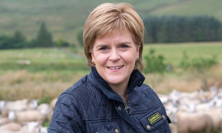 Nicola Sturgeon s