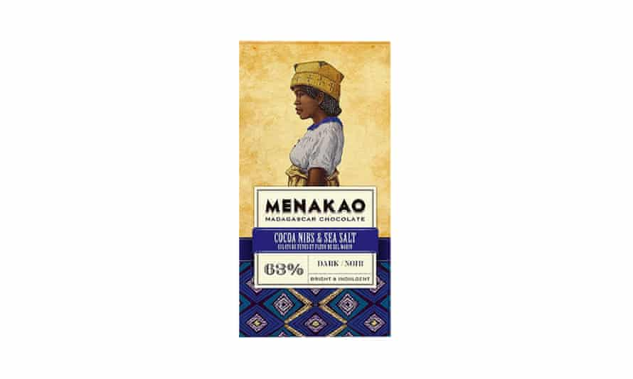 Menakao Madagascan chocolate, one of the bars offered by Cocoa Runners