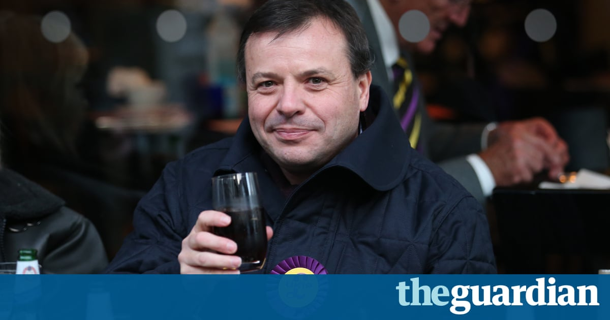 Offshore secrets of Brexit backer Arron Banks revealed in Panama Papers
