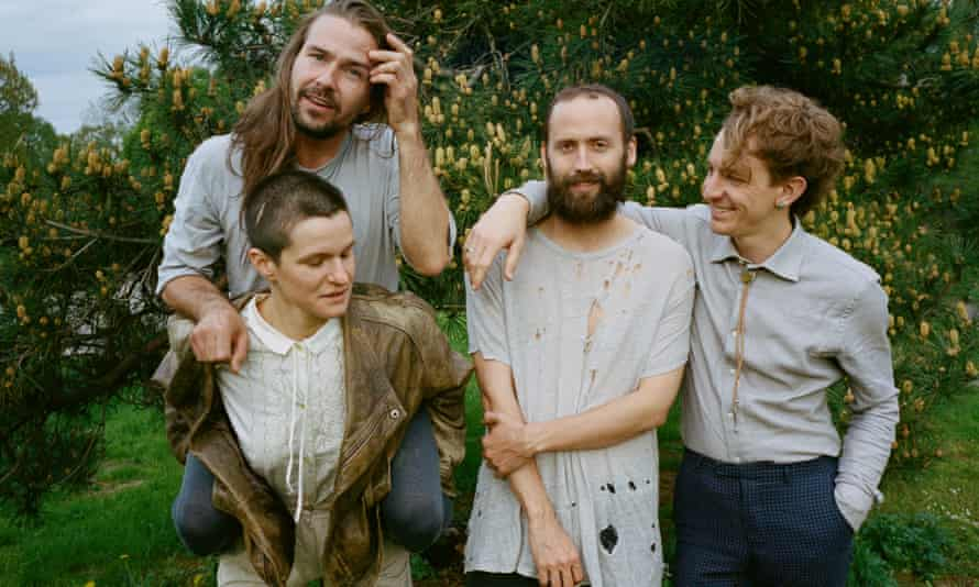 They get better with each release … Big Thief.