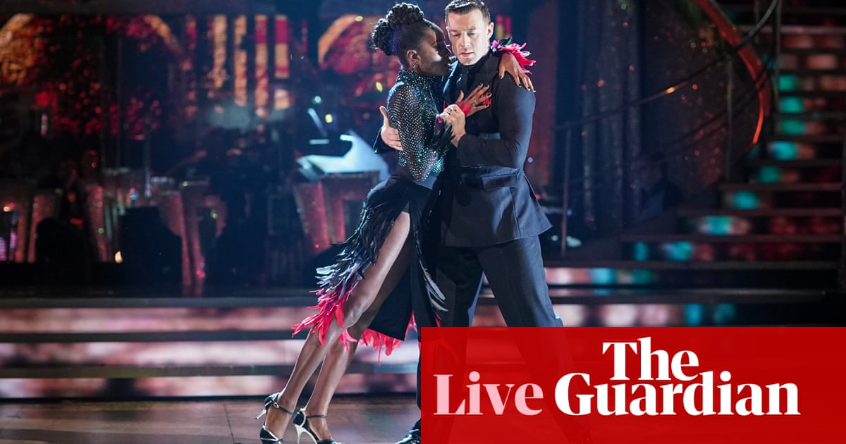 Strictly Come Dancing 2021: week five – as it happened