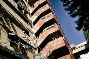 Social housing Cruzada Sao Sebastiao, Leblon