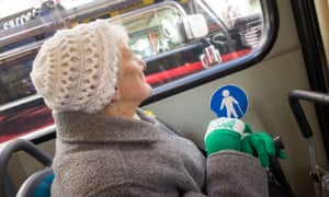 One in 10 people over 50 said they regularly experienced ageism on public transport.