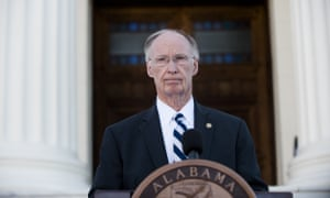Robert Bentley is a staunch family-values conservative who won two terms partly because of his reputation for moral rectitude.