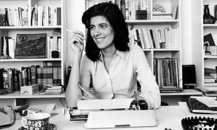 'An enthusiast for the ideas of others.' Susan Sontag in France in 1972.