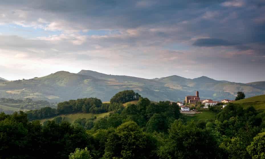 Baztan Valley, Spain.