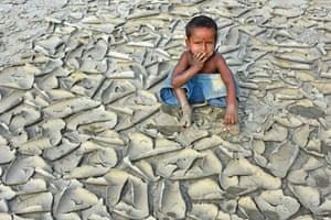 Dryness by Chinmon Biswas, India, winner of the changing climates prize.