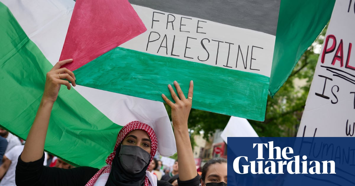Facebook under fire as human rights groups claim 'censorship' of pro-Palestine posts