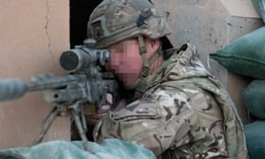 The 4 Rifles sniper.