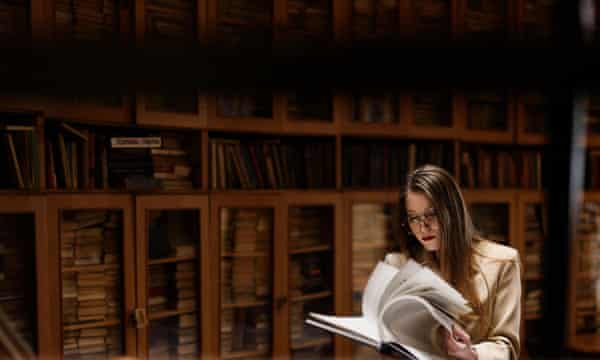 'To read old books is to get an education in possibility for next to nothing.'