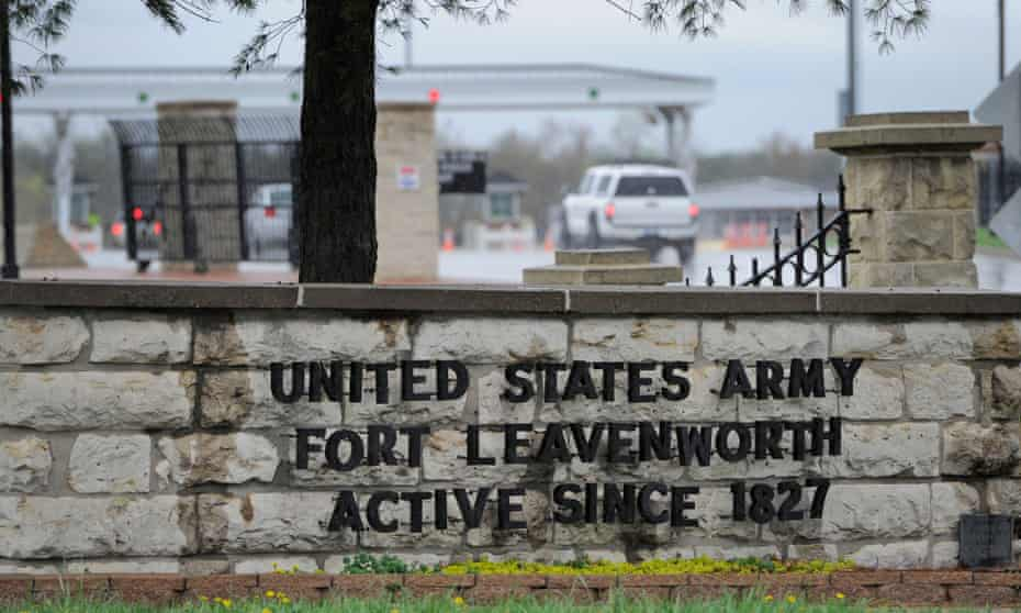 Manning is serving 35 years at the military prison in For Leavenworth, Kansas.