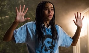 A still from The Hate U Give.