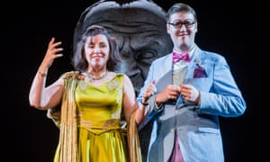 Grange festival's 2018 production of Agrippina