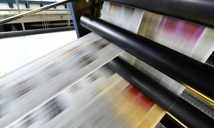 Revenues from adverts in print products remain the lifeblood of income for newspapers