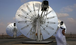As part of its bid to be a happier city, Dubai is spending billions generating clean energy.