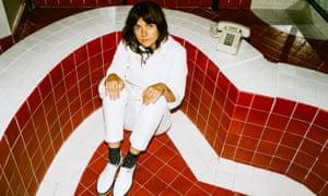 Miles of tiles … Courtney Barnett.