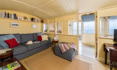 Accommodation at Seabank, Selsey, West Sussex, UK.