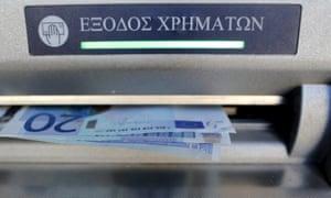 Greek banks could soon receive ECB help