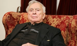 'The great thing about Gore Vidal is that his story simply can't be murdered': the American author in his Los Angeles home in October 2006.