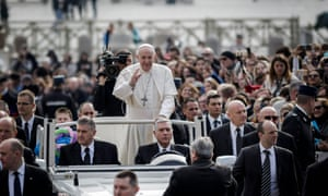 A letter Wednesday said Pope Francis has not shied away from acknowledging injustices but cannot personally issue an apology.